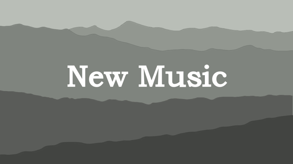 New music every week. Available from the new library interface!